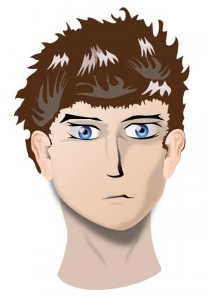 human_face_head_clip_art_23433