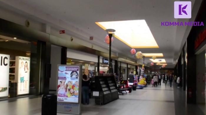 Shopping City Sibiu – spot publicitar