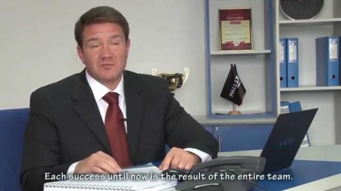 Pall-Ex Romania – Chain of Success / film de prezentare made by Komma Media Productions