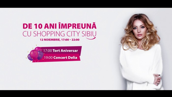 10 ani de SHOPPING CITY – OFFICIAL AFTERMOVIE