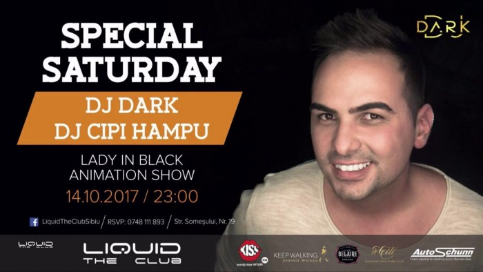 DJ DARK @ LIQUID THE CLUB SIBIU_OFFICIAL CLIP