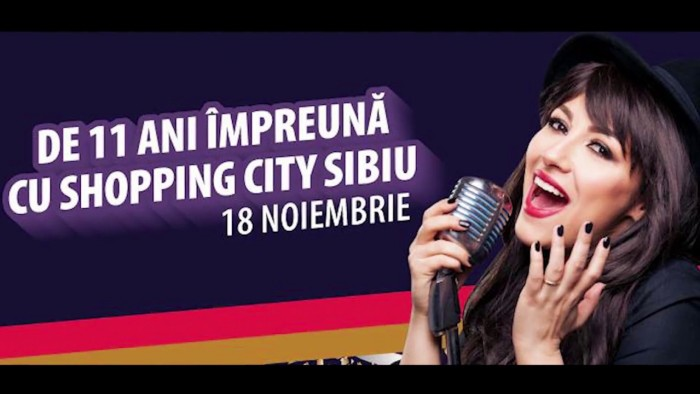 SHOPPING CITY SIBIU- ANIVERSARE 11 ANI – OFFICIAL AFTERMOVIE
