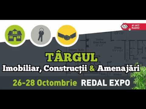Târgul Imobiliar Sibiu/ Salonul de Mobilă Sibiu_ediția de toamnă_2018