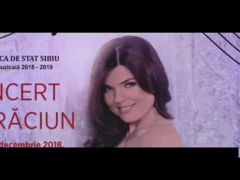 PAULA SELING @ CONCERT CRACIUN FILARMONICA SIBIU – OFFICIAL AFTERMOVIE