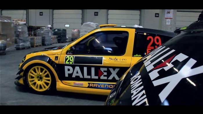 Pall-Ex_Rally Car_show_off